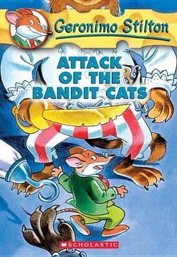 Geronimo Stilton #8: Attack of the Bandit Cats book