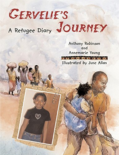 Gervelie's Journey: A Refugee Diary book