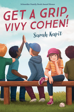 Get a Grip, Vivy Cohen! book