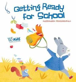 Getting Ready for School! book