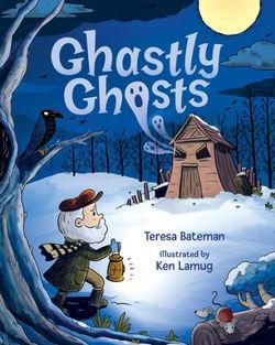 Ghastly Ghosts book