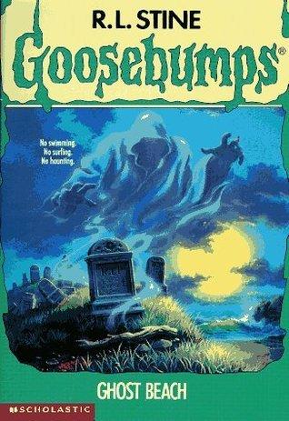 Ghost Beach book