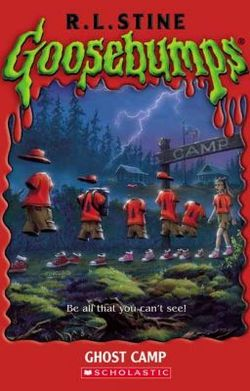Ghost Camp book
