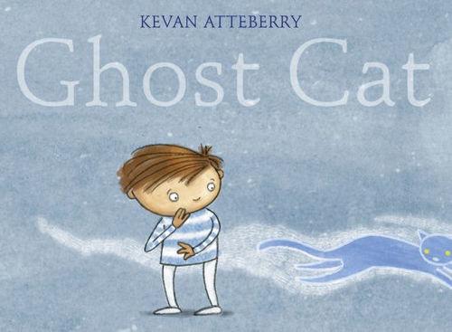 Ghost Cat book