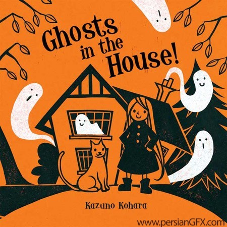 Ghosts in the House! book