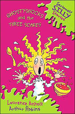 Ghostyshocks and the Three Scares book