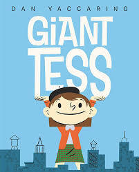 Giant Tess book