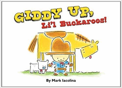 Giddy Up, Li'l Buckaroos book