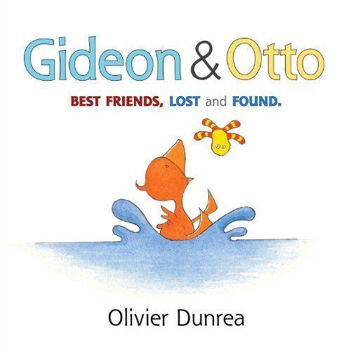 Gideon & Otto book