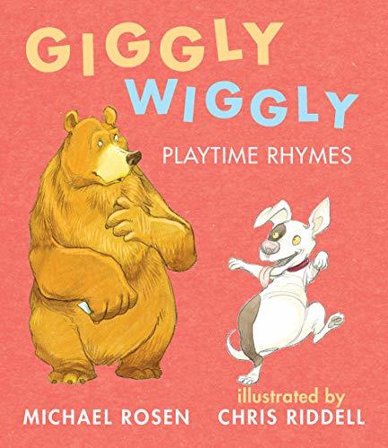 Giggly Wiggly: Playtime Rhymes Book