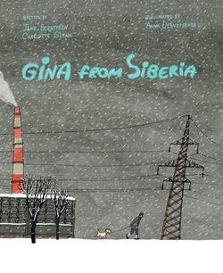 Gina from Siberia book