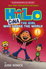 Gina—The Girl Who Broke the World book