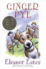 Ginger Pye book
