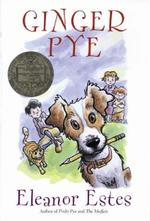 Ginger Pye book