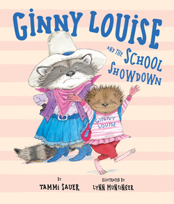 Ginny Louise and the School Showdown book