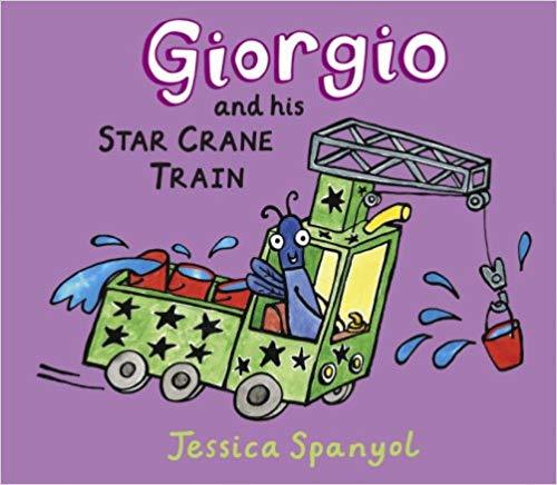 Giorgio and His Star Crane Train book