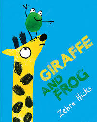 Giraffe and Frog book