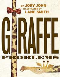 Giraffe Problems book