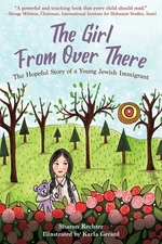 Girl from Over There: The Hopeful Story of a Young Jewish Immigrant book
