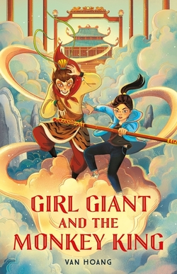 Girl Giant and the Monkey King book