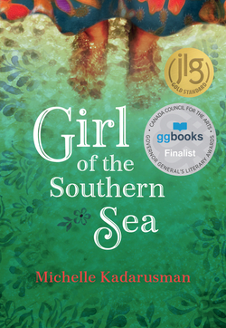 Girl of the Southern Sea book