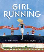 Girl Running book