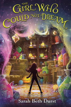 Girl Who Could Not Dream book