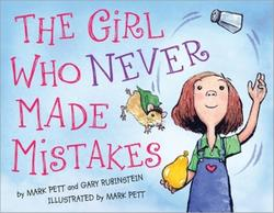 Girl Who Never Made Mistakes book