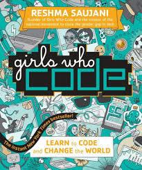 Girls Who Code book