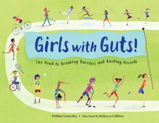 Girls with Guts! book