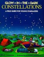 Glow-in-the-dark constellations book