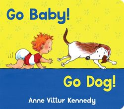 Go Baby! Go Dog! book