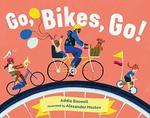 Go, Bikes, Go! book