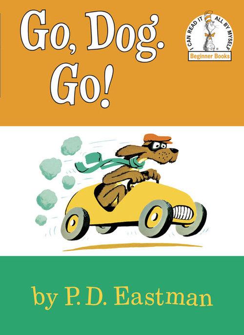 Go, Dog, Go! book