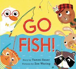 Go Fish! book