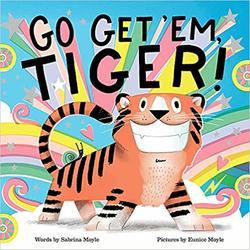 Go Get 'Em, Tiger! book