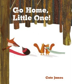 Go Home, Little One book