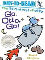 Go, Otto, Go! book