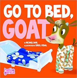 Go to Bed, Goat book