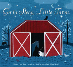 Go to Sleep, Little Farm book