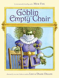 Goblin and the Empty Chair book