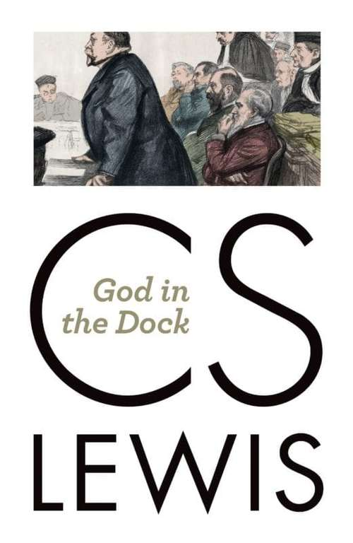 God in the Dock book