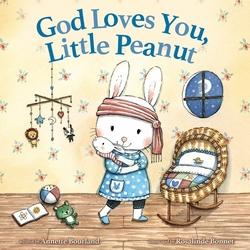 God Loves You, Little Peanut book