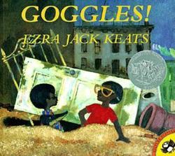 Goggles! book
