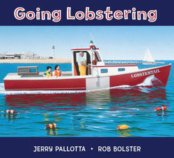 Going Lobstering book