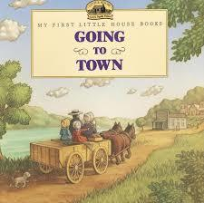 Going to Town book