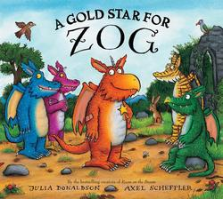 Gold Star for Zog book
