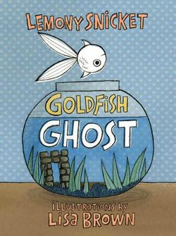 Goldfish Ghost book