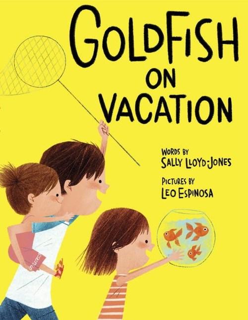 Goldfish on Vacation book