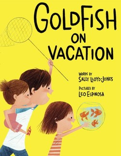 Goldfish on Vacation book